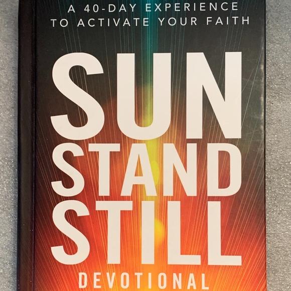 Sun Stand Still Devotional Steven Furtick